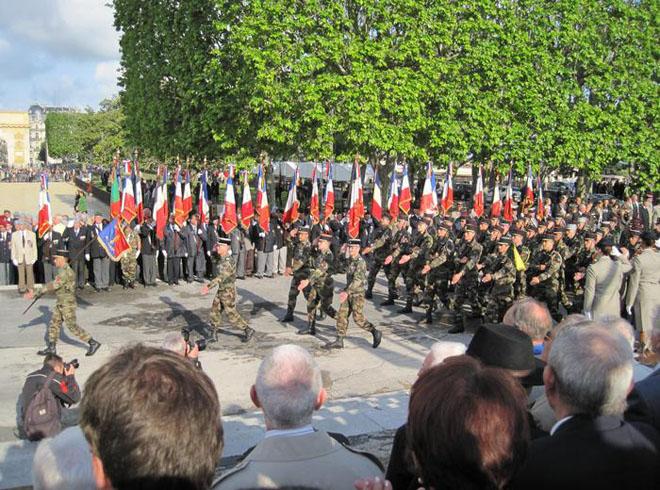 cérémonie et tradition militaire